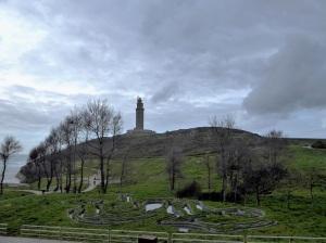 231. La Coruña. Torre de Hércules