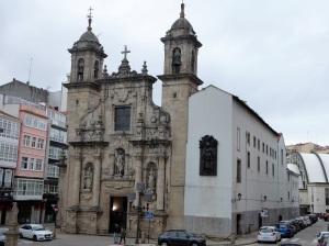 234. La Coruña. San Jorge