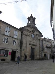 240. Santiago de Compostela. Santa María del Camino