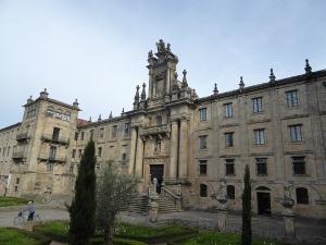 241. Santiago de Compostela. Monasterio de San Martín Pinario