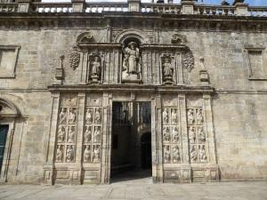 246a. Santiago de Compostela. Catedral. Puerta Santa