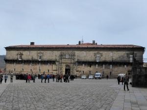 247. Santiago de Compostela. Hostal Reyes Católicos