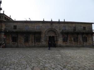 248. Santiago de Compostela. Colegio San Jerónimo