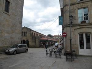 299. Santiago de Compostela. Mercado de Abastos