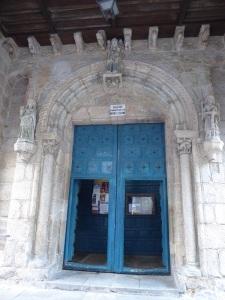320. Santiago de Compostela. Iglesia de Santa María Salomé