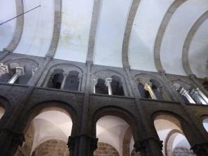 339. Santiago de Compostela. Catedral. Triforio