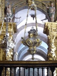 344. Santiago de Compostela. Catedral. Botafumeiro