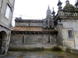 347. Santiago de Compostela. Catedral. Capilla de la Corticela