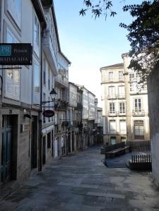 350. Santiago de Compostela