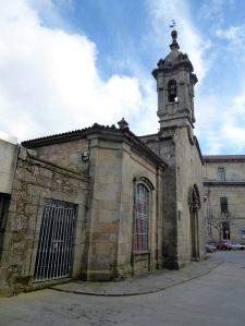 376. Santiago de Compostela. San Fiz de Solovio