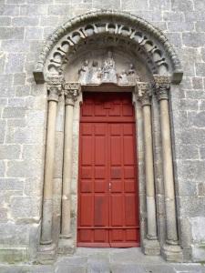 377. Santiago de Compostela. San Fiz de Solovio
