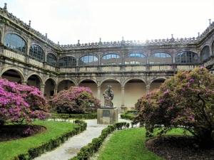 383. Santiago de Compostela. Palacio de Fonseca