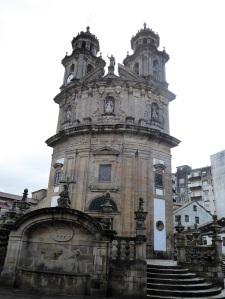 397. Pontevedra. Iglesia de la Peregrina