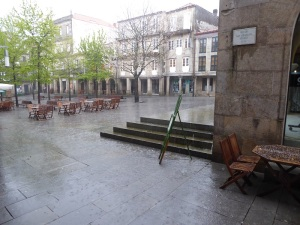 414. Pontevedra. Granizada