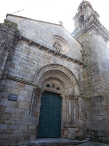 467. Ribadavia. Iglesia de Santiago