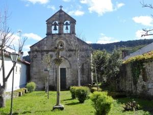 479. Ribadavia. Iglesia de Oliveira