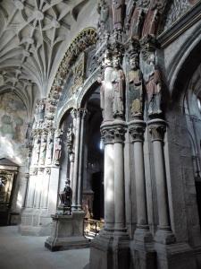 499. Orense. Catedral. Pórtico del Paraíso