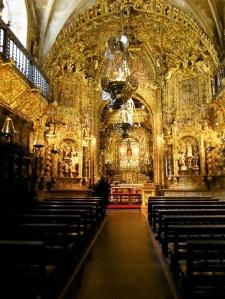504. Orense. Catedral. Capilla del Santo Cristo