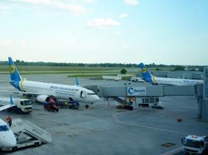 003. Aeropuerto de Kiev
