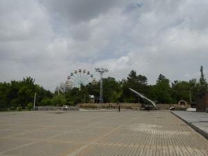 018. Ereván. Parque de la Victoria.
