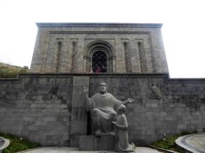 031. Ereván. Matenadarán (Archivo de los Manuscritos)