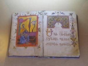 055. Ereván. Matenadarán. Evangelio. XIII. Cilicia