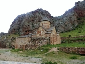 1012. Monasterio de Novarank. San Esteban