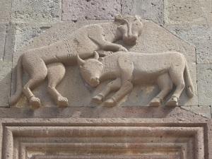 1079. Monasterio de Geghard. Katoghikeh