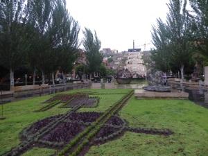 108b. Ereván. La Cascada