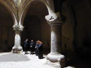 1092. Monasterio de Geghard.