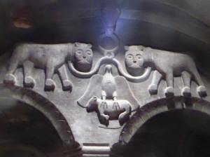 1101. Monasterio de Geghard.