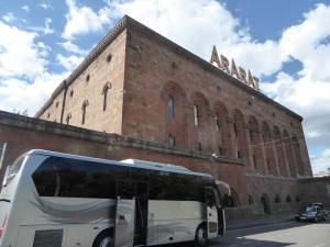 1166. Ereván. Bodegas Ararat