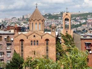 1168. Ereván. San Sergio
