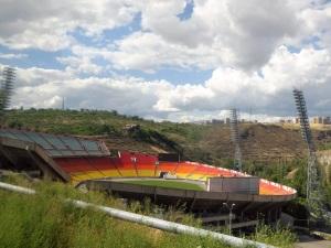 1169. Ereván. Estadio