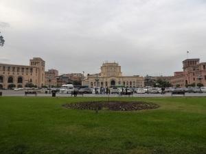 139. Ereván. Plaza de la República