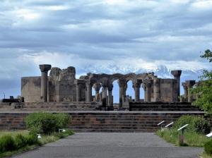 160. Templo de Zvartnots