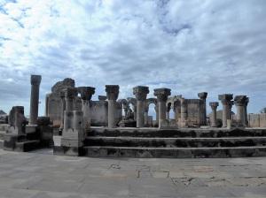 161. Templo de Zvartnots
