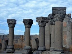 163. Templo de Zvartnots