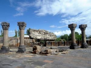 165. Templo de Zvartnots