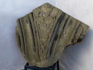 195. Templo de Zvartnots. Museo