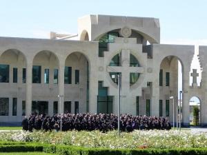 231. Echmiadzin. Recinto de la catedral
