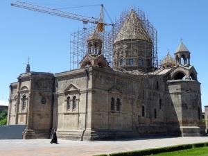 242. Echmiadzin. Catedral