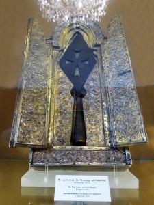 251. Echmiadzin. Catedral. Museo. Lanza de Longinos