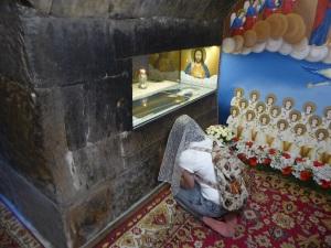 270. Echmiadzin. Santa Gayané. Cripta