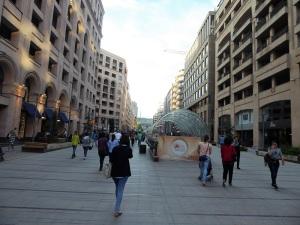 301. Ereván. Northern Avenue