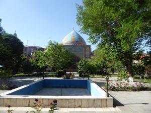 306. Ereván. Mezquita Azul