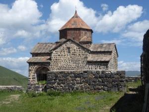 333. Monasterio de Savanavank. Santos Apóstoles