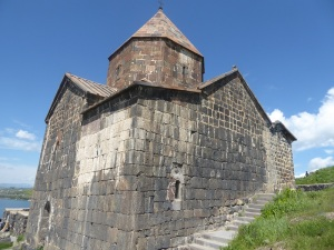 334. Monasterio de Savanavank. Santa Madre de Dios