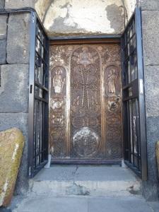336. Monasterio de Savanavank. Santa Madre de Dios