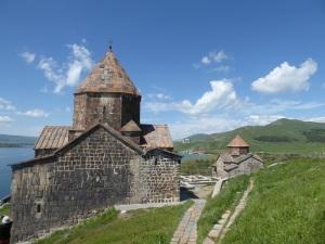 345. Monasterio de Savanavank. Santa Madre de Dios.